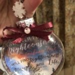 scripture ornament my inspirational gifts